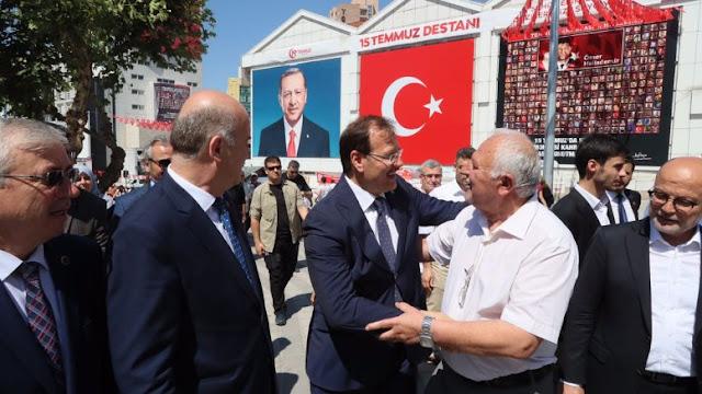 """Ορέγεται """"τουρκικά Βαλκάνια"""" ο νέος αντιπρόεδρος της Τουρκίας, Χακάν Τσαβούσογλου, που γεννήθηκε στην Ελλάδα"""