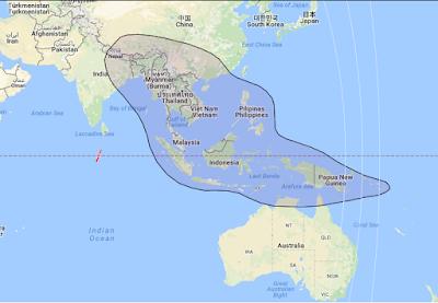 Satelit Thaicom 6 78.5°E CBand