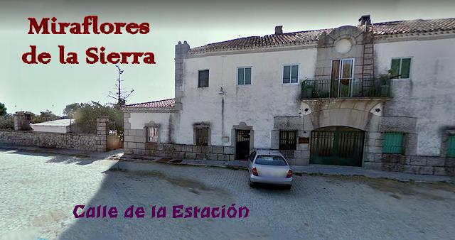 AlfonsoyAmigos - Estación Miraflores de la Sierra