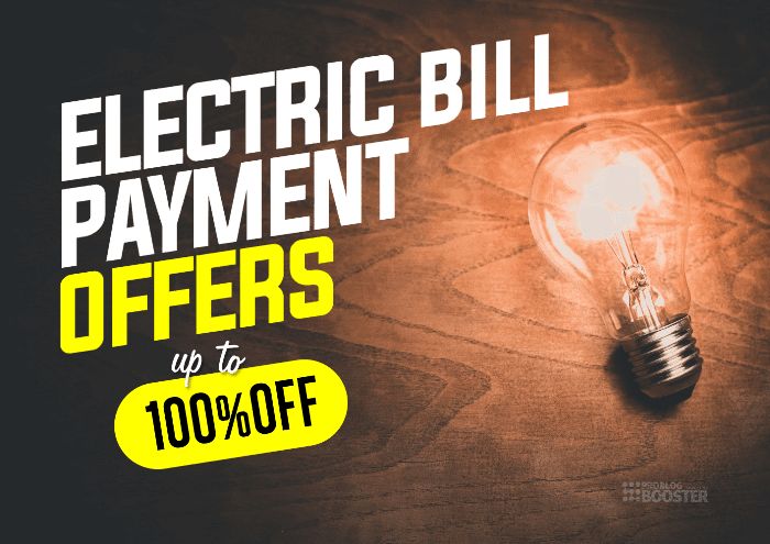 Electric Bill Payment Offers