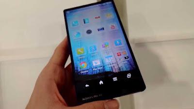Cara Hard Reset SHARP Aquos Xx Mini 303SH 4G LTE Lupa Pola