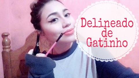 Tutorial: Aprendendo a fazer delineado de gatinho