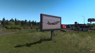 ets 2 real advertisements v1.3 screenshots, finland 5