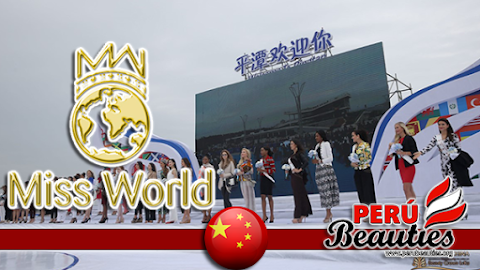 Miss World 2015 Contestants Head to Pingtan Island!