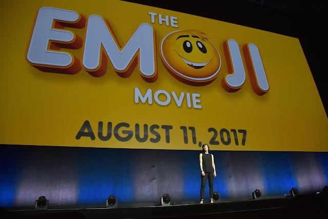 الإعلان رسميا عن فيلم Emoji