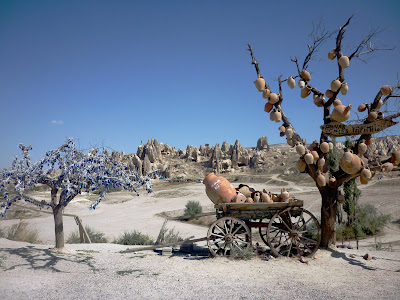 Desert Pottery Tree by Igor L.
