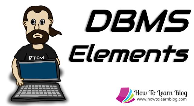 elements dbms database, dbms elements beton, dbms elements, elements in dbms, elements of dbms, elements of dbms ppt, elements of dbms pdf, rdbms elements.