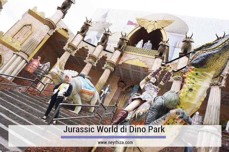 Dino Park Jatim Park 3 Batu Malang Sara Neyrhiza A Lifestyle And
