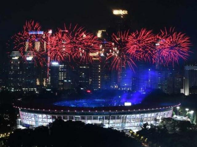 Harga Tiket Closing Asian Games 2018 Termurah Rp500 ribu Mulai Dijual