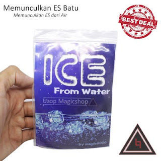 Jual alat sulap ice from water