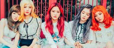 Profil Red Velvet Terbaru