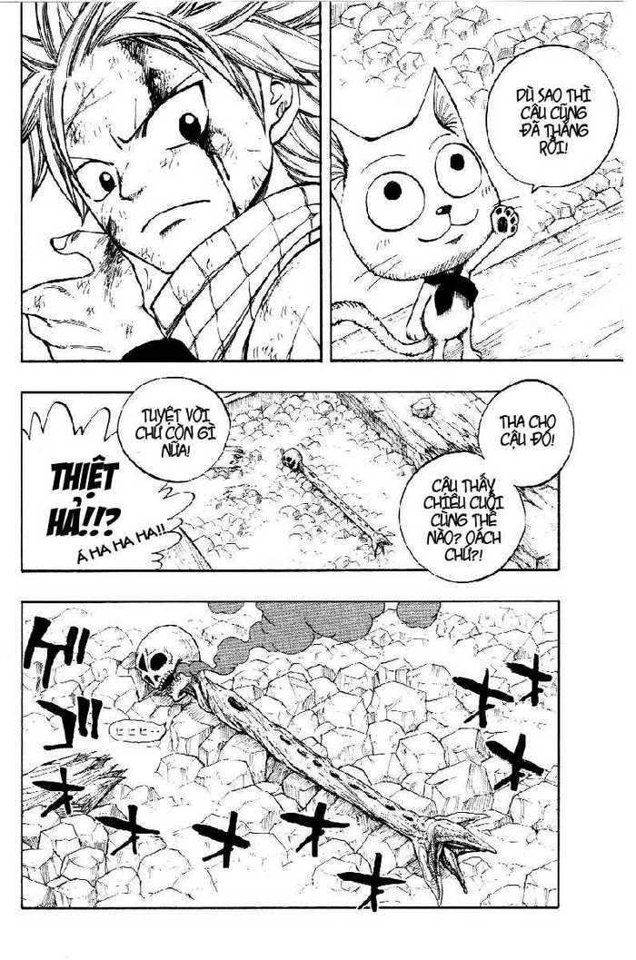 Fairy Tail Chap 19