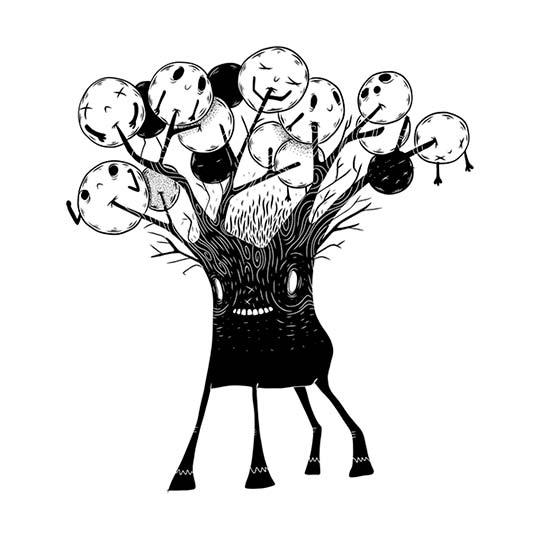 Ilustración de Ulises Costilla