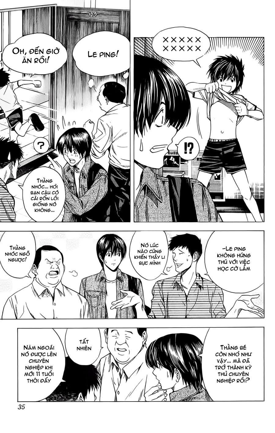Hikaru No Go hikaru no go chap 132 trang 8