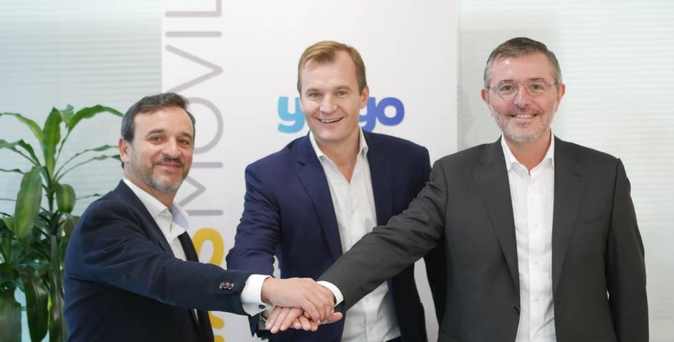 MásMóvil ficha dos ex directivos de Jazztel para su nuevo proyecto