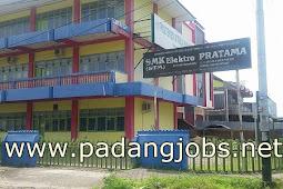 Lowongan Kerja Padang: SMK Elektro Pratama Mei 2018