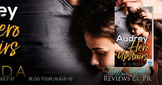 Audrey and the Hero Upstairs Blog Tour with R Linda
