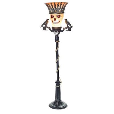 Really Cool Skull Floor Lamp