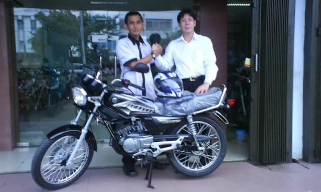Yamaha RX King Muchrodin Didiet Ditawar Rp 100 Juta