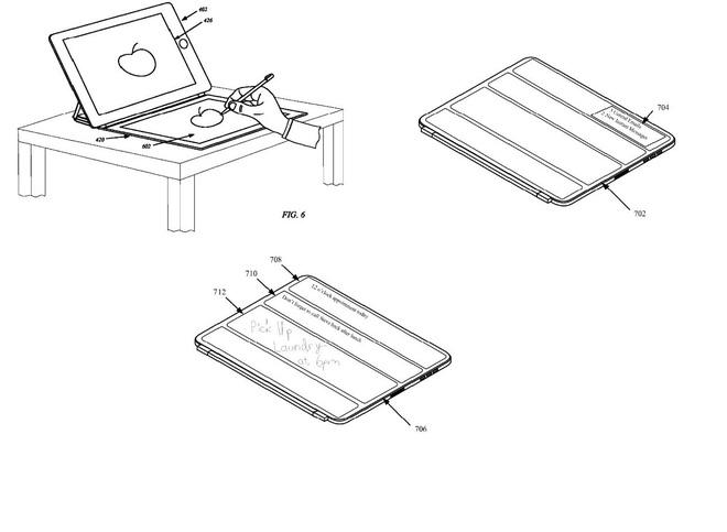 """Phụ kiện mới của Apple, iPad sẽ như """"hổ mọc thêm cánh"""""""
