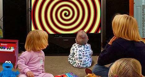 A influência da TV.