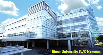 Binus University Kampus JWC