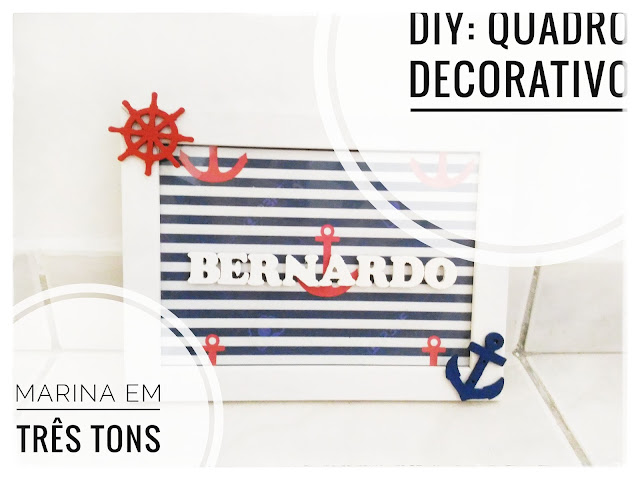 M3T  - DIY Quadro Decorativo