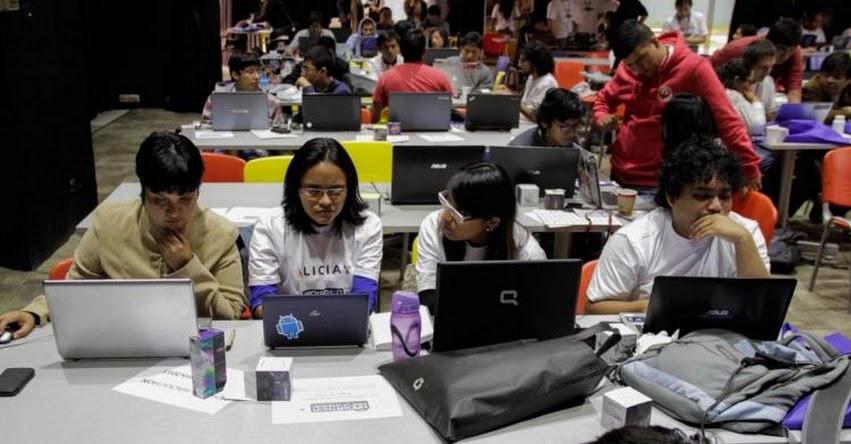 RENIEC: Este viernes se inicia hackathon organizada por el Registro Nacional de Identificación y Estado Civi - www.reniec.gob.pe