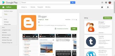 Aplikasi Android yang Wajib Di Install Oleh Blogger 4 Aplikasi Android yang Wajib Di Install Oleh Blogger