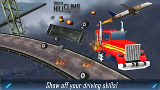 Hill Climb Truck Challenge Apk