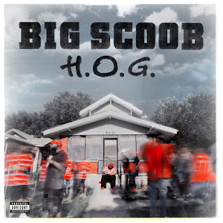 Big Scoob - H.O.G (2016) - Album Download, Itunes Cover, Official Cover, Album CD Cover Art, Tracklist