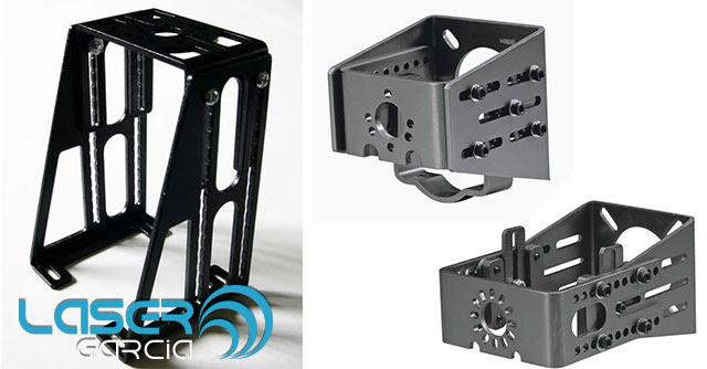Corte láser de bancadas para motores eléctricos