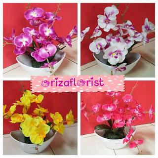 toko bunga artificial surabaya, jual bunga plastik surabaya