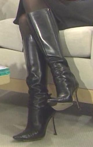 The Appreciation Of Booted News Women Blog Whose Boots