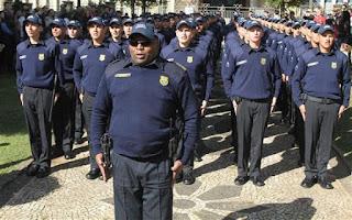 Ponta Grossa (PR) recebe novo efetivo para Guarda Municipal
