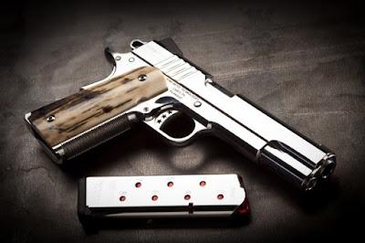 No Brasil, você pode ter uma arma. Mas é como se não pudesse
