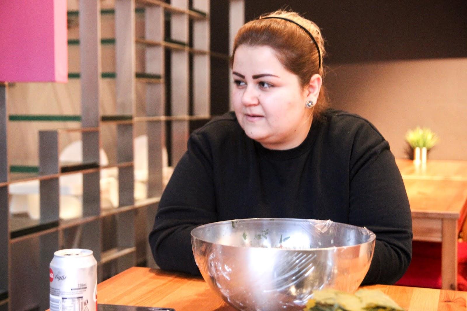 restaurant syrien liège