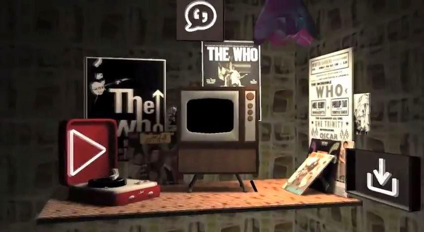 搖滾不死 ! 英國The Who樂團結合虛擬實境技術再造巔峰