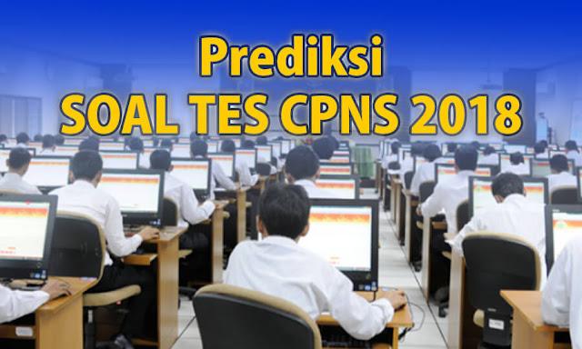 Prediksi Soal Tes CPNS 2018