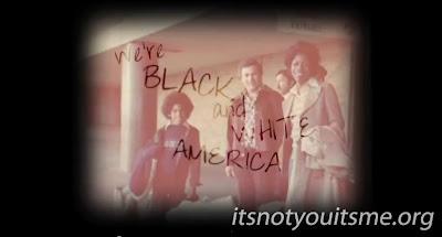 Lenny Kravitz Black And White America