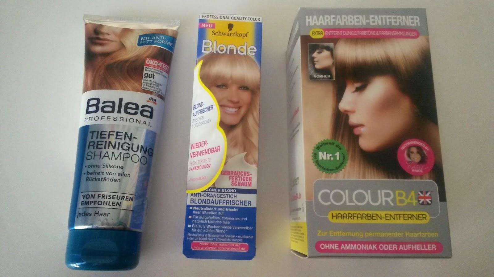 Braune haarfarbe poly palette