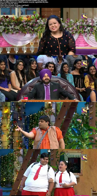The Kapil Sharma Show 05 August 2017 HDTV 480p