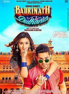 Sinopsis Film India Badrinath Ki Dulhania (2017)