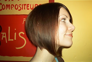 Fashion Hairstyles: Celebrity Short Bob haircut hairstyles
