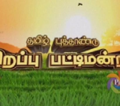 Watch Special Pattimandram 14-04-2016 Polimer Tv 14th April 2016 Tamil Puthandu Special Program Sirappu Nigalchigal Full Show Youtube HD Watch Online Free Download