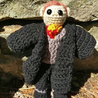 PATRON RON HARRY POTTER AMIGURUMI 27834