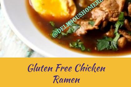 Gluten Free Chicken Ramen