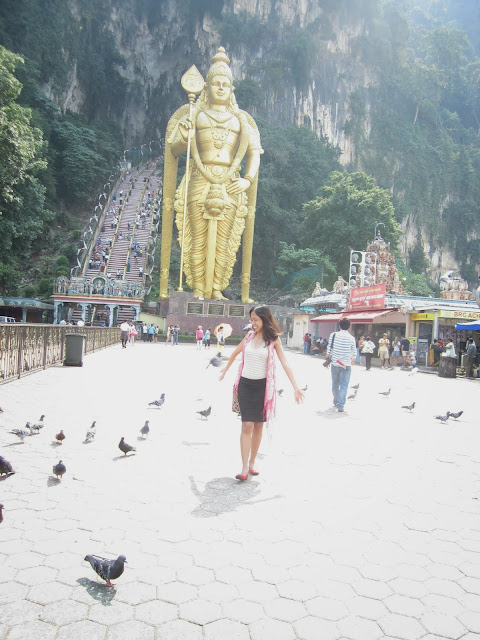 batu caves entrance fee