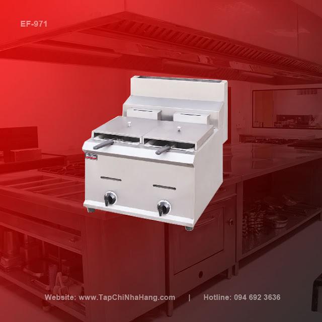 Bếp chiên nhúng EF-971