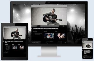 Video Training On Key Elements Of An Artist And Musician's Website